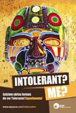 Projecto Intolerant Me?